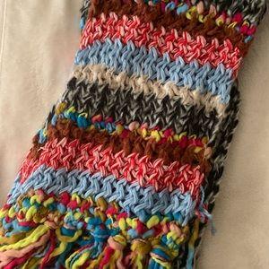 Zara Chunky Knit Scarf